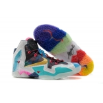 2014 new arrival 650884-400 Nike Lebron 11 official super limited edition iridescence