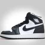 Pre order 2014 new 555088-010 Air Jordan 1 Retro High OG Black White