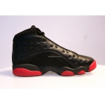 Order 2014 new 414571-003 Air Jordan 13 Retro Black Infrared 23-Black